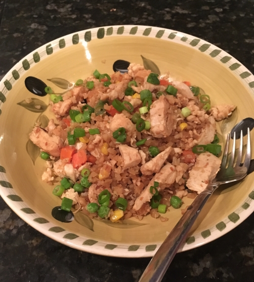 chicken fried rice pic 4
