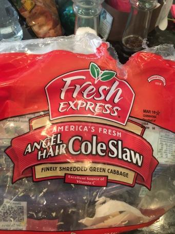 Zoes coleslaw 1